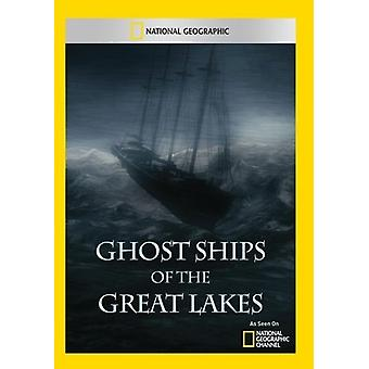 Ghost Ships of the Great Lakes [DVD] USA import