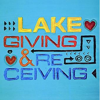 Lake - Giving & Receiving [CD] USA import