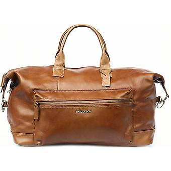 Skórzany pokrowiec bagażu podręcznego torba Overnight Weekender dużą kabinę futerał podróżny