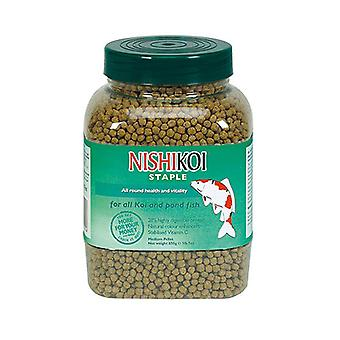Nishikoi Staple Small Pellet for all Koi and pond fish