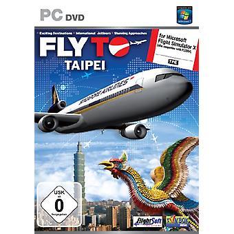 Fly to Taipei add-on voor FS 2004 en FSX (PC DVD)-nieuw