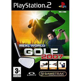 GameTrak Real World Golf 2007 (PS2) - Nieuwe fabriek verzegeld