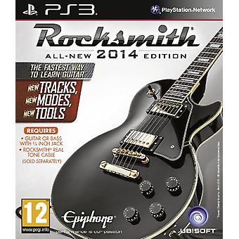Rocksmith 2014 Edition (PS3) - Uusi