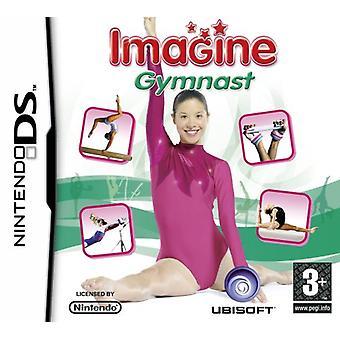 Imagine Gymnast (Nintendo DS) - Novo