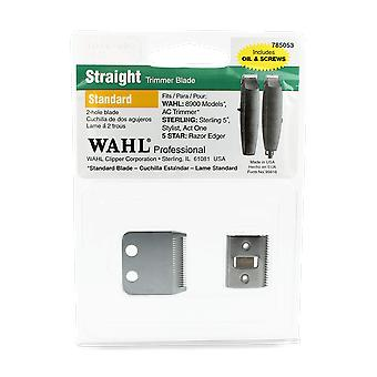 Wahl 1046-500 Standard Straight Trimmer Blade Set