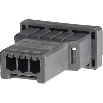 Cabina de TE conectividad Pin - cable dinámico 3000 serie número de espaciamiento de pernos 3 contacto: 3,81 mm 177648-1-3 1 PC