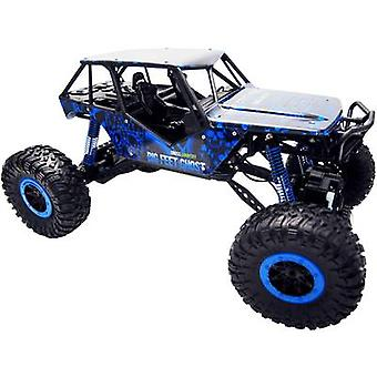 Amewi 22218 Crazy Crawler 1:10 RC model car for beginners Electric Crawler 4WD Incl. batteries and charger