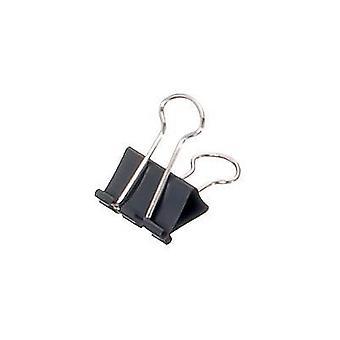 Maul Letter clip 2152590 9 mm Black 12 pc(s)