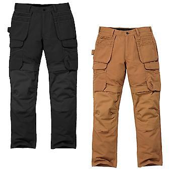 Carhartt Men's Work Pants Steel Multipocket