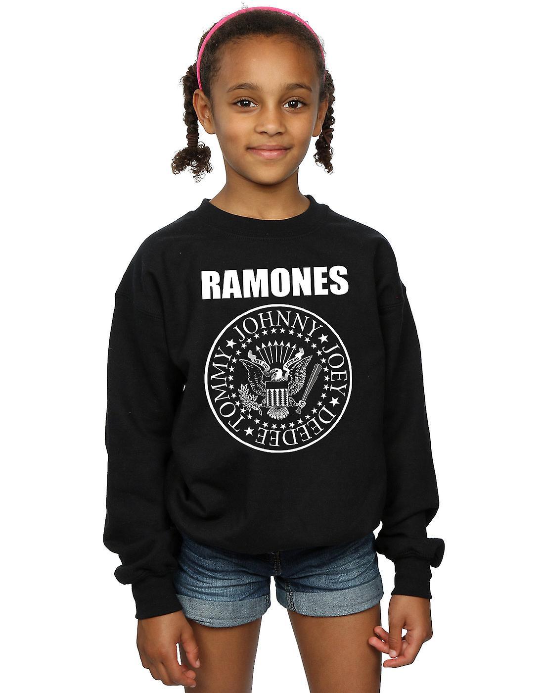 Ramones Girls Presidential Seal Sweatshirt