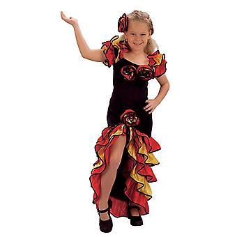 Bnov Rumba Girl Costume