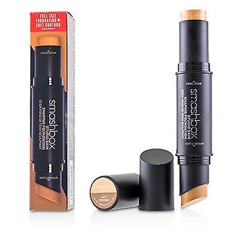 סטודיו smashbox עיצוב העור + מתאר רך מקל-1.1 יריד-11.75 g/0.4 עוז