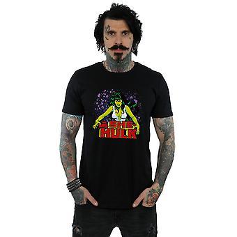 Marvel Men's The Savage She-Hulk T-Shirt