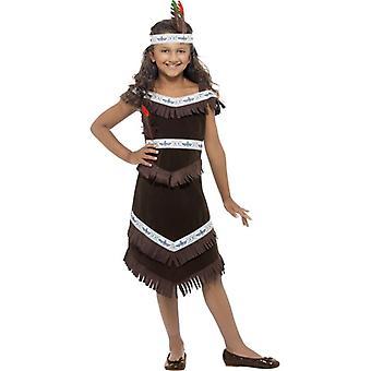 インドの女の子の衣装