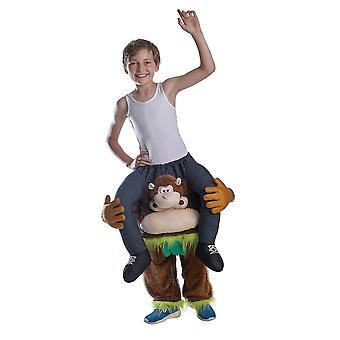 Grisen tilbake Monkey kostyme Childs