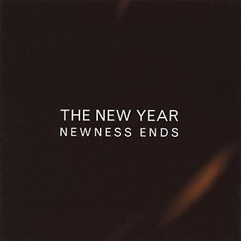 New Year - Newness Ends [Vinyl] USA import