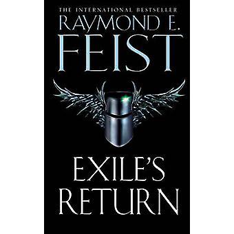 Exile's palauttaman Raymond E. Feist - 9780006483595 kirja