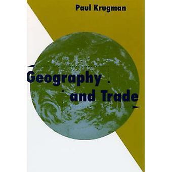 Geografia i handlu przez Paul Krugman R. - książki 9780262610865