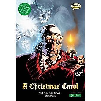 A Christmas Carol - Nopea teksti (British Englanti ed) Charles Dickensin