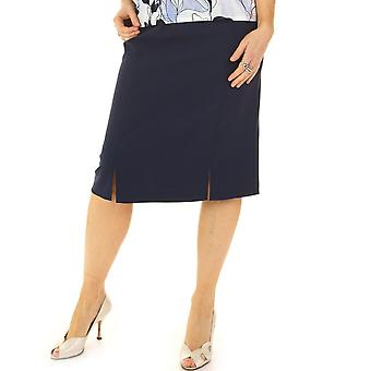 LUCIA Skirt 42 410141 Stone Or Navy
