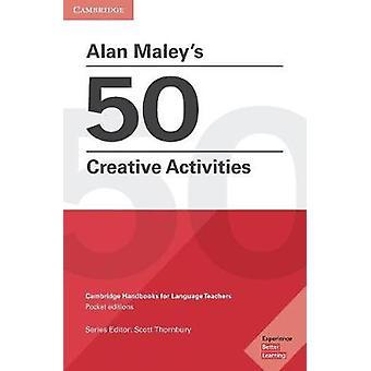 الآن مالي للأنشطة الإبداعية 50-كتيبات كامبريدج للغة