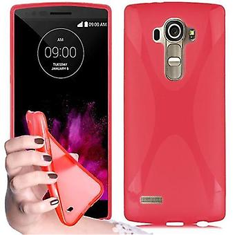 Cadorabo Case for LG G4 / G4 PLUS Case Cover - Mobile Phone Case made of flexible TPU silicone - silicone case protective case Ultra Slim Soft Back Cover Case Bumper