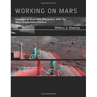 Werken op Mars: wetenschappelijke ontdekkingsreizen met de Mars Exploration Rover