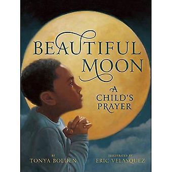 Linda lua: Oração de uma criança