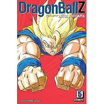 Dragon Ball Z, bind 5 (Dragon Ball Z Vizbig udgaver)