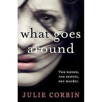 Vad går runt: Det mest beroendeframkallande psykologiska thrillern kommer du läsa hela sommaren