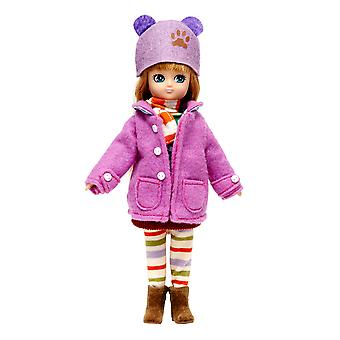 Lottie Doll Autumn Leaves with Outfit Accessories Set and Tangle Resistant Hair