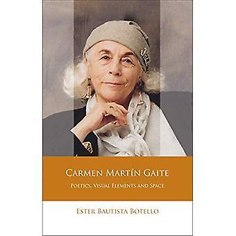 Carmen Martin Gaite: Poética, elementos visuales y del espacio