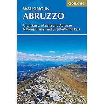 Promenader i Abruzzo: Gran Sasso, Maiella och Abruzzo nationalparker och Sirente-Velino Regional Park
