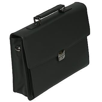 Felda Vegan Leather Briefcase - 15.6