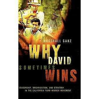 Why David Sometimes Wins Leadership Organization and Strategy in the California Farm Worker Movement by Ganz & Marshall