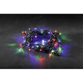 Konstsmide LED (monochrome) Holiday lighting system extension 24 V Fairy light Multi-coloured