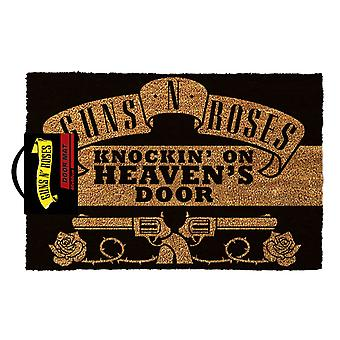 Guns N' Roses 'Knockin' on Heaven's Door' Doormat