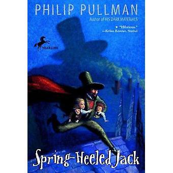 Spring-Heeled Jack Book