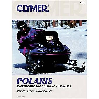 Polaris Snowmobile 90-95 by Ron Wright - Penton - 9780892876495 Book
