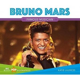 Bruno Mars by Katie Lajiness - 9781532112171 Book