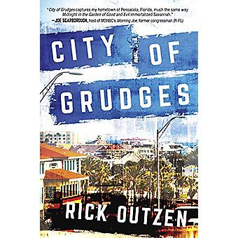 City of Grudges by Rick Outzen - 9781590794432 Book