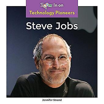 Steve Jobs by Jennifer Strand - 9781680799279 Book