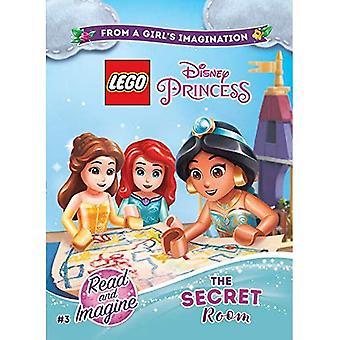 Lego Disney Princess: de geheime kamer