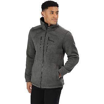 Regatta Mens Paavo Hi Pile Bonded Walking Fleece Jacket