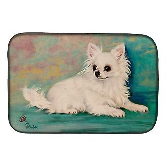 Carolines Treasures  MH1057DDM Chihuahua Queen Mother Dish Drying Mat