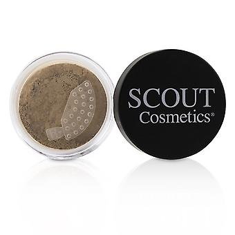 Scout Cosmetics Mineral Powder Foundation Spf 20 - # Sunset - 8g/0.28oz
