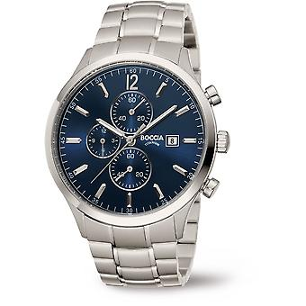 Boccia Titanium 3753-03 Miesten Watch