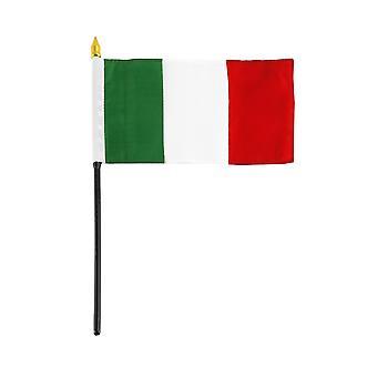 Italia taulukon lippu kiinni ja pohja