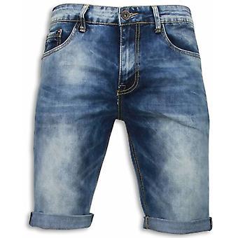 Basic Shorts - Blue