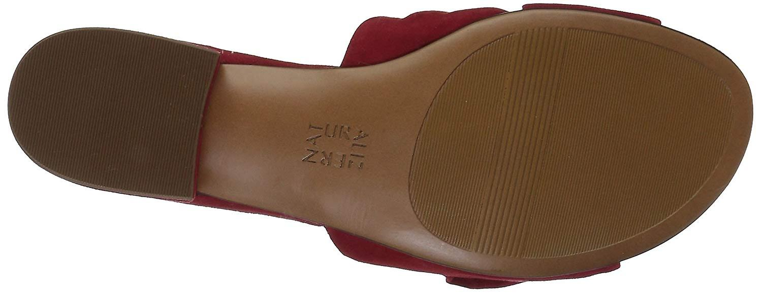 Naturalizer Womens Mila Open Toe Special Occasion Slide Sandals